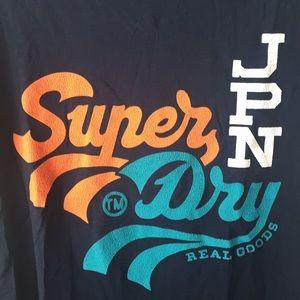 NWT SuperDry Triple Swoosh Lite Tee
